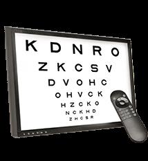 CVS Essentials Visual Acuity Chart