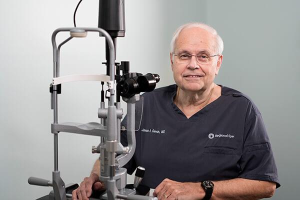 Dr. James A. Genin